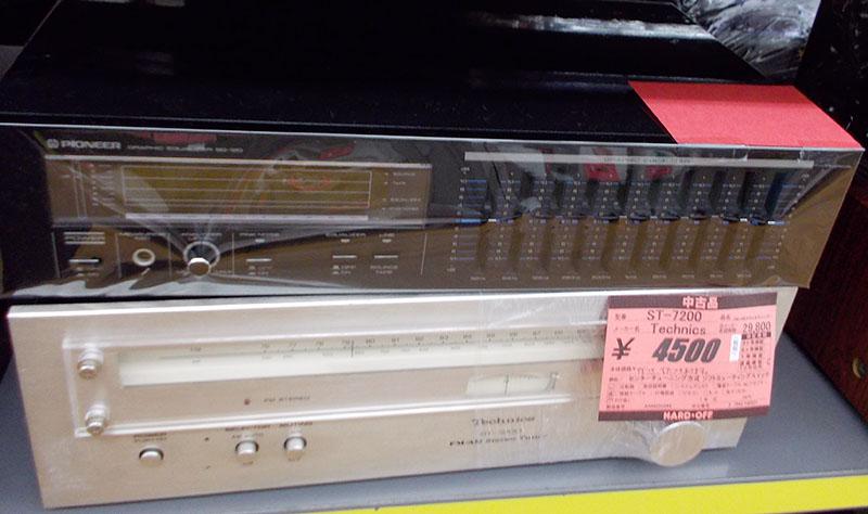 Pioneer/パイオニア イコライザー SG-120| ハードオフ西尾店