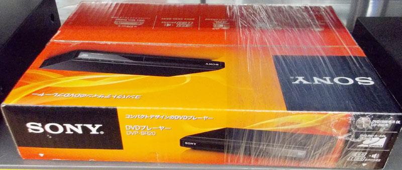 SONY ソニー DVDプレーヤー DVP-SR20| ハードオフ西尾店