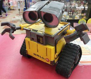 WALL E ウォーリーのおもちゃ入荷しました。| ハードオフ三河安城店