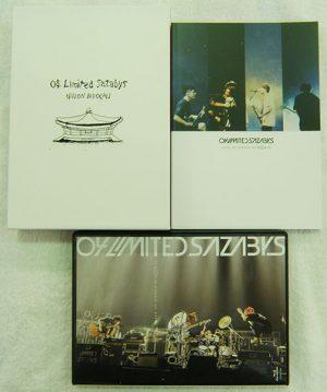 BD 04 Limited Sazabys LIVE AT NIPPON BUDOKAN 初回版| ハードオフ安城店
