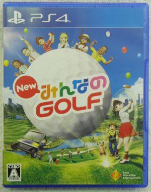 PS4  New みんなのGOLF| ハードオフ安城店