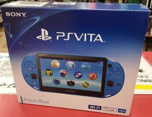 SONY PSVITA PCH-2000 ZA23 入荷しました。| ハードオフ三河安城店