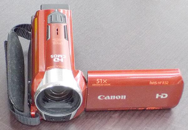 Canon iVIS HF R32 デジタルビデオカメラ| ハードオフ西尾店