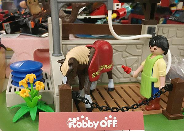 絶妙にレゴっぽいおもちゃPlay mobil | ハードオフ三河安城店