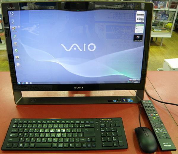 SONY  一体型パソコン VPCL128FJ| ハードオフ安城店