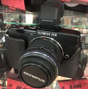 OLYMPUS ミラーレス一眼デジカメ PEN E-P5入荷しました| ハードオフ三河安城店