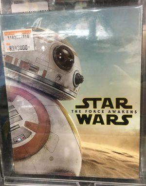 BDソフト STAR WARS THE FORCE AWAKENS スターウォーズ フォースの覚醒| ハードオフ三河安城店