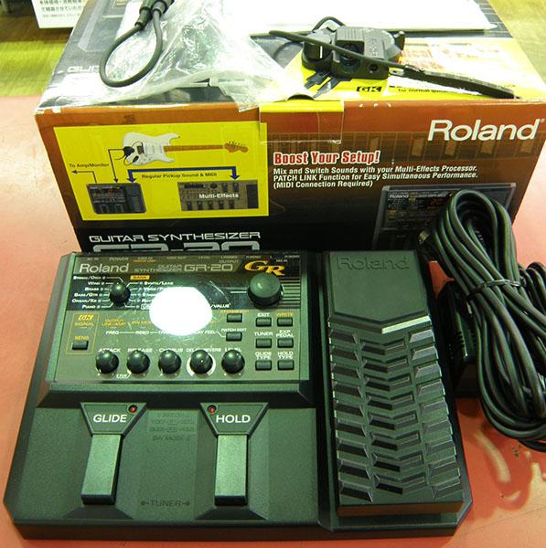 Roland GR-20(GK-3同梱)  ギターシンセ| ハードオフ安城店