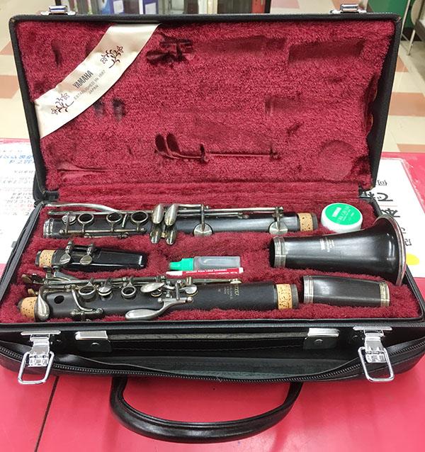 YAMAHA クラリネット YCL-452 買い取りました。| ハードオフ三河安城店