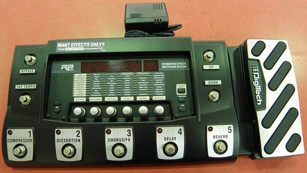 Digi Tech RP500V-JA  マルチエフェクター  ハードオフ安城店