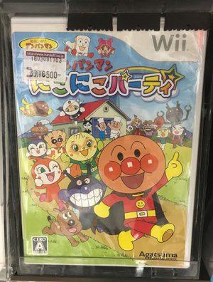 Wii用ゲームソフト アンパンマン にこにこパーティ入荷しました。| ハードオフ三河安城店
