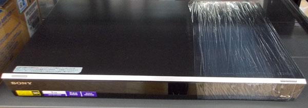 SONY/ソニー ブルーレイディスク DVDレコーダー BDZ-ET1000| ハードオフ西尾店