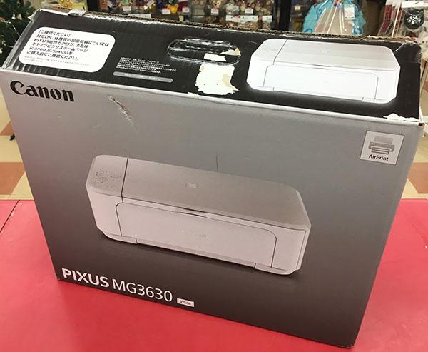Canon プリンター複合機 PIXUS MG3630入荷しました| ハードオフ三河安城店