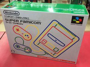Nintendo クラシックミニ スーパーファミコン CLV-301買取強化中!| ハードオフ三河安城店