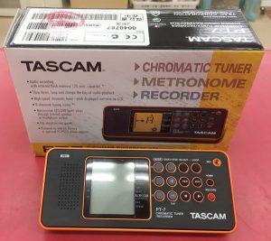 TASCAM チューナー/レコーダー PT-7 入荷しました| ハードオフ三河安城店