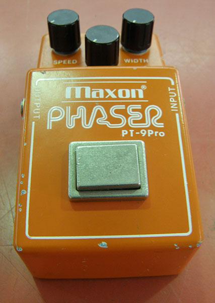 Maxon  フェイザー T-9Pro| ハードオフ安城店
