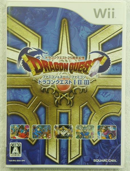 Wii ドラゴンクエストI・II・III| ハードオフ安城店