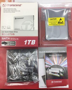 Transcend 内蔵SSD(1TB)  TS1SSD370S入荷しました。| ハードオフ三河安城店