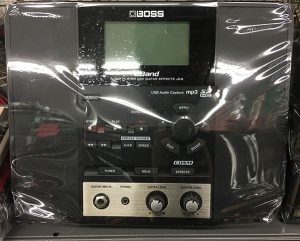 BOSS オーディオプレーヤー e-Band JS-8入荷しました| ハードオフ三河安城店