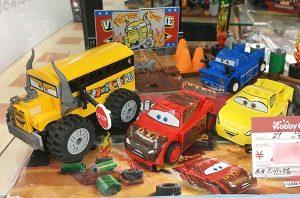 LEGO カーズ サンダーホローのクレイジー8レース 10744入荷しました。| ハードオフ三河安城店