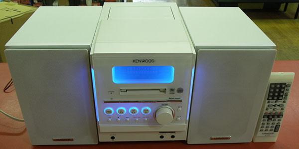 KENWOOD  ミニコンポ SZ-3MD| ハードオフ安城店