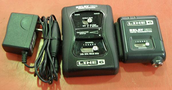 LINE 6  ワイヤレスギターシステム  ハードオフ安城店