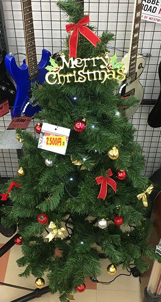 クリスマスグッズの買い取りは12月10日(日曜日)で終了です| ハードオフ三河安城店