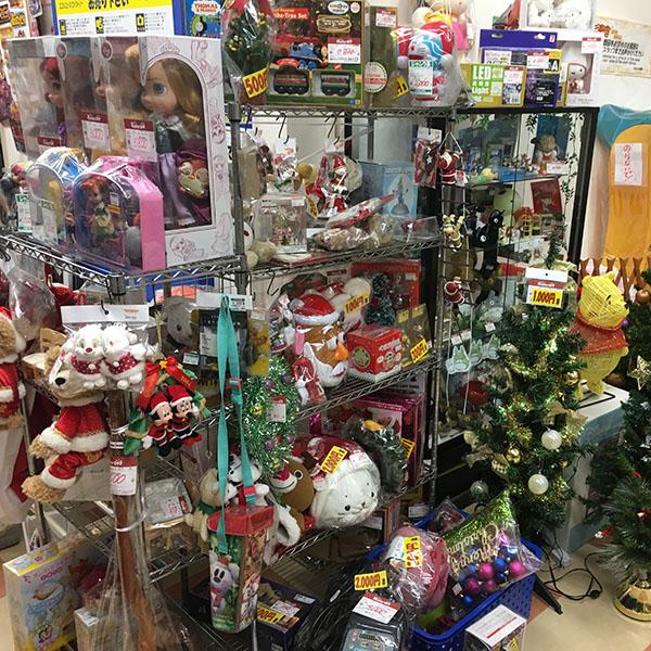 クリスマスグッズ 大幅値下げ致しました!| ハードオフ三河安城店