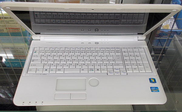 FUJITSU/富士通 ノートパソコン FMV LIFEBOOK AH56/C| ハードオフ西尾店