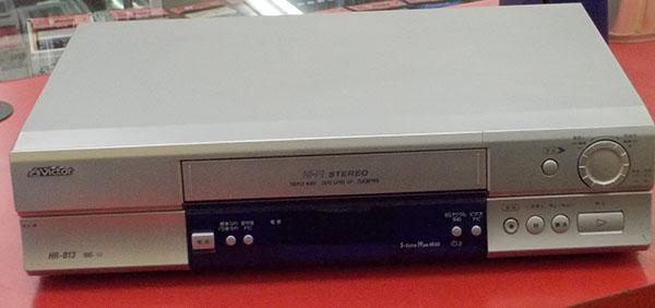 Victor/ビクター VHSデッキ HR-B13| ハードオフ西尾店