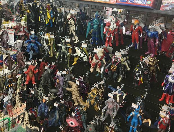 ウルトラ怪獣のソフビ大量入荷しました!| ハードオフ三河安城店