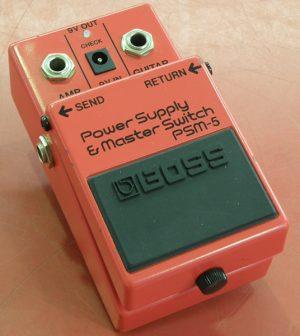 BOSS  パワーサプライ PSM-5| ハードオフ安城店
