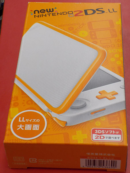 Nintendo/任天堂 new NINTENDO 2DS LL JAN-001| ハードオフ西尾店