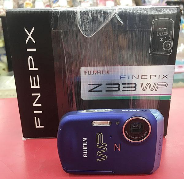 FUJIFILM 防水・防塵デジタルカメラ FinePix Z33WP入荷しました| ハードオフ三河安城店
