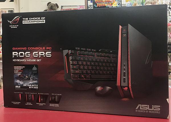 ASUS ゲーミングデスクトップPC GR6-R034Z入荷しました。| ハードオフ三河安城店