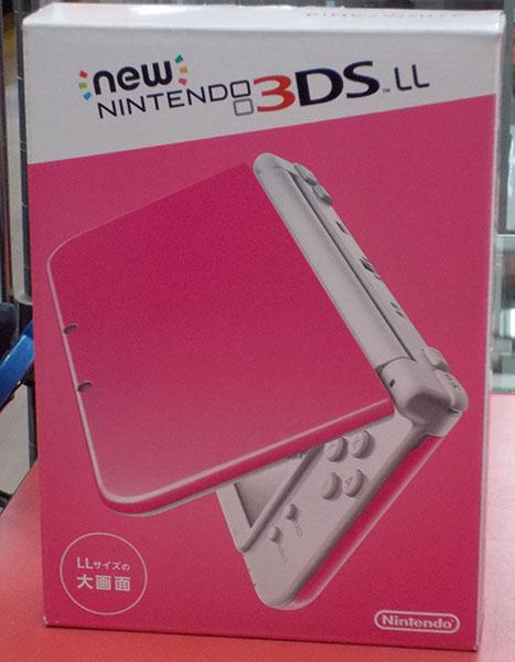 Nintendo/任天堂 new NINTENDO 3DS LL RED-001| ハードオフ西尾店