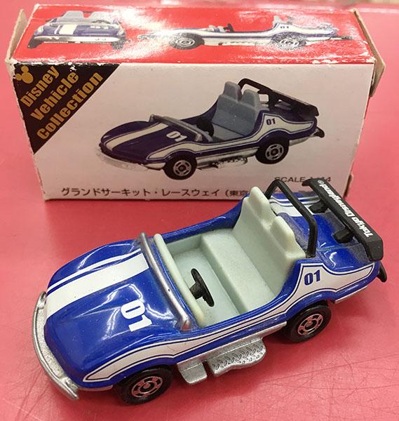 東京ディズニーリゾート限定 トミカ グランドサーキット・レールウェイ 青色入荷しました| ハードオフ三河安城店