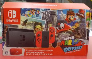 Nintendo Switch スーパーマリオ オデッセイ セット HAC-001| ハードオフ西尾店