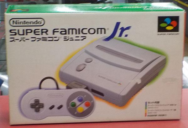 Nintendo/任天堂 スーパーファミコンジュニア SHVC-101| ハードオフ西尾店