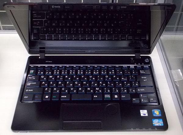 FUJITSU/富士通 LIFEBOOK FMVS54GL1S ノートパソコン| ハードオフ西尾店