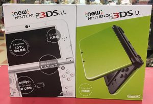 任天堂 new3DS LL RED-001 買取強化しています!| ハードオフ三河安城店