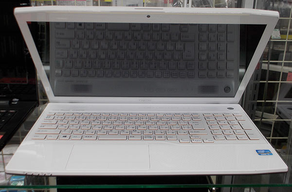 FUJITSU/富士通 ノートパソコン FMV LIFEBOOK AH77/J| ハードオフ西尾店