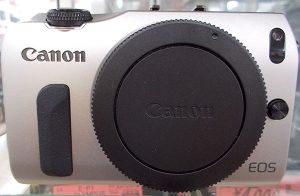 CANON ミラーレス一眼 EOS M EF-M22 STM レンズキット| ハードオフ西尾店