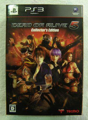 PS3  DEAD OR ALIVE 5 コレクターズエディション| ハードオフ安城店