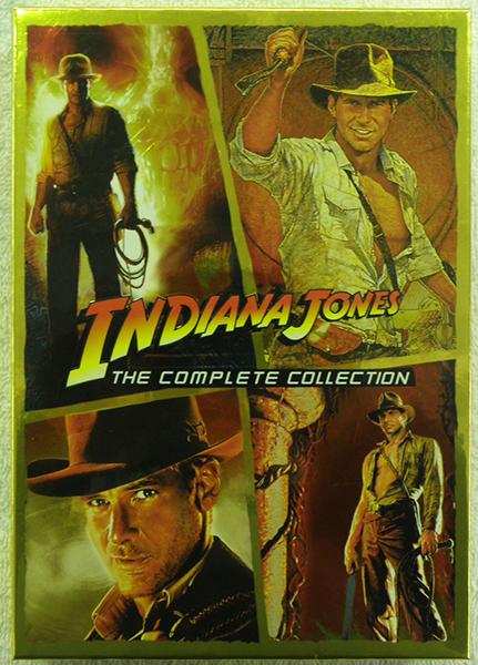 DVD  インディ・ジョーンズ コンプリート・コレクション| ハードオフ安城店
