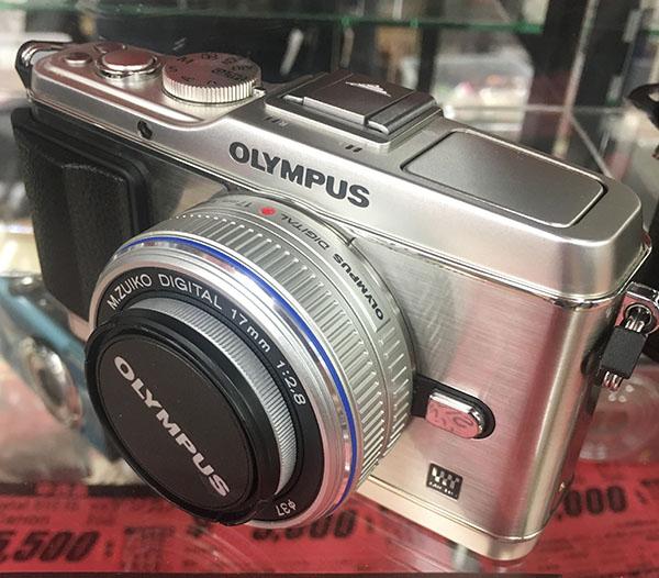 OLYMPUS ミラーレス一眼 PEN E-P3 レンズキット入荷しました| ハードオフ三河安城店