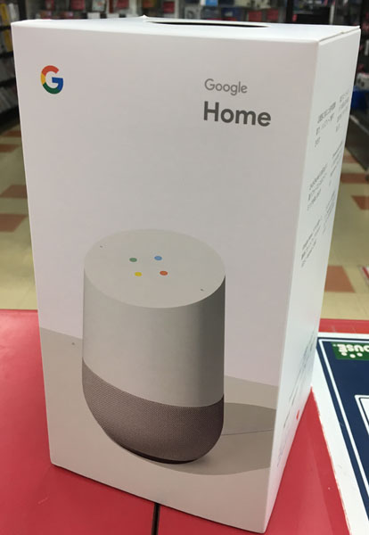 Google Home GA3A00538A16入荷しました| ハードオフ三河安城店