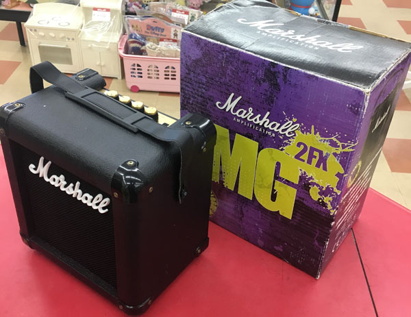 Mashall エレキギター用コンボアンプ MG2FX入荷しました| ハードオフ三河安城店