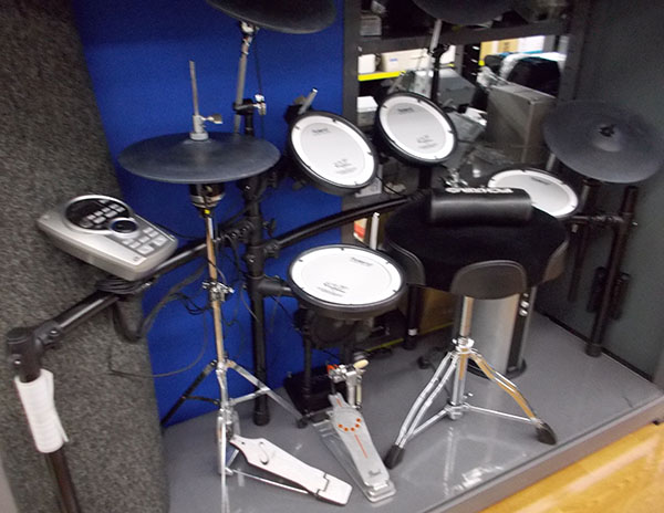 Roland 電子ドラム TD-15SC| ハードオフ西尾店
