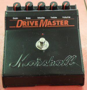 Marshall  エフェクタ DRIVE MASTER| ハードオフ安城店